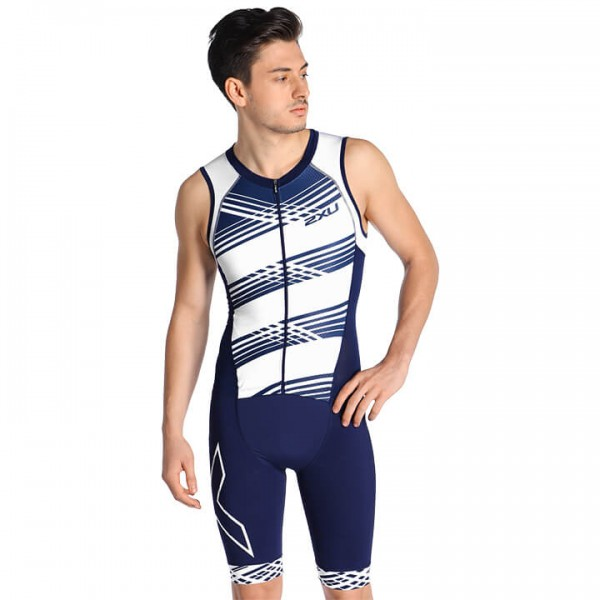 2XU Tri Suit ärmellos Compression D5346Y1282