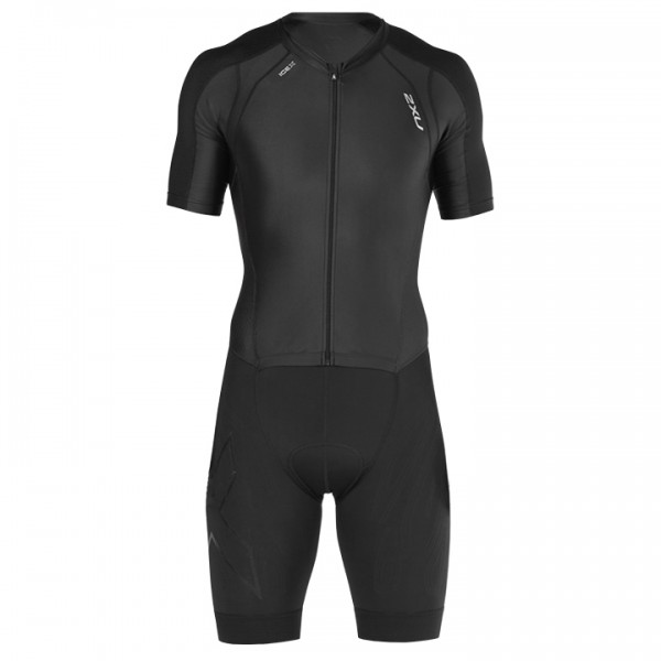 2XU Tri Suit Compression kurzarm R8123H4075