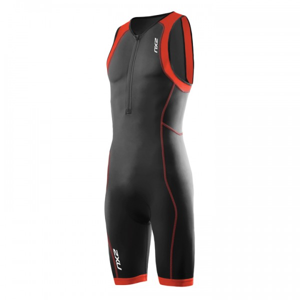2XU Tri Suit G:2 Active schwarz-orange H3432P7729