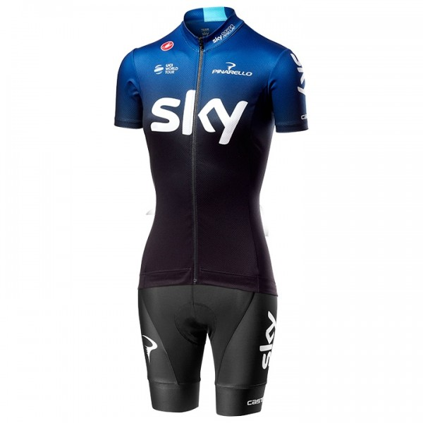 2019 Set TEAM SKY Fan (2 Teile)