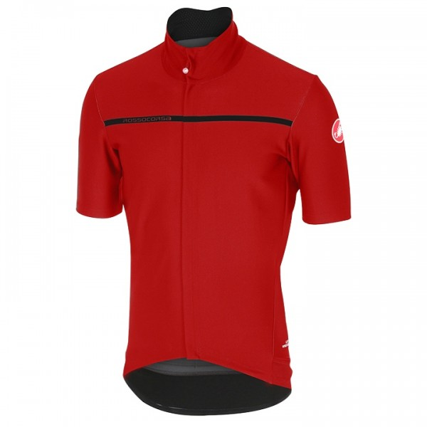 CASTELLI Kurzarm-Light Jacket Gabba 3 rot J4214D8240