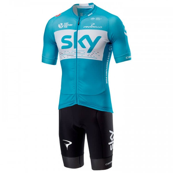 2018 Set TEAM SKY Aero Training (2 Teile)
