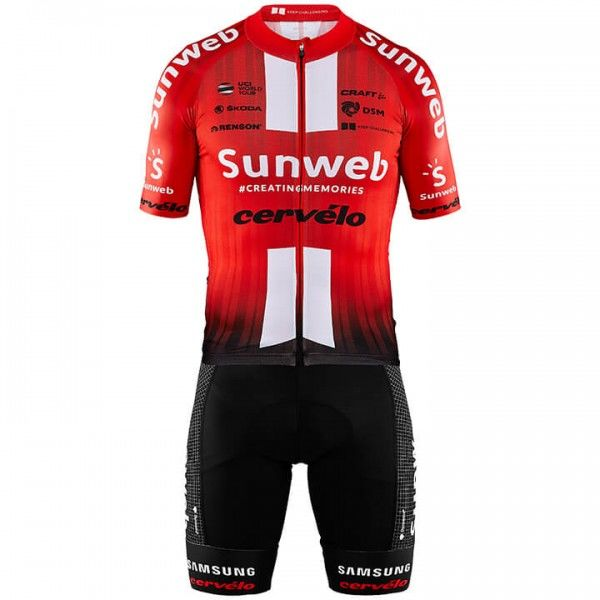 2019 Set TEAM SUNWEB Aerolight (2 Teile)