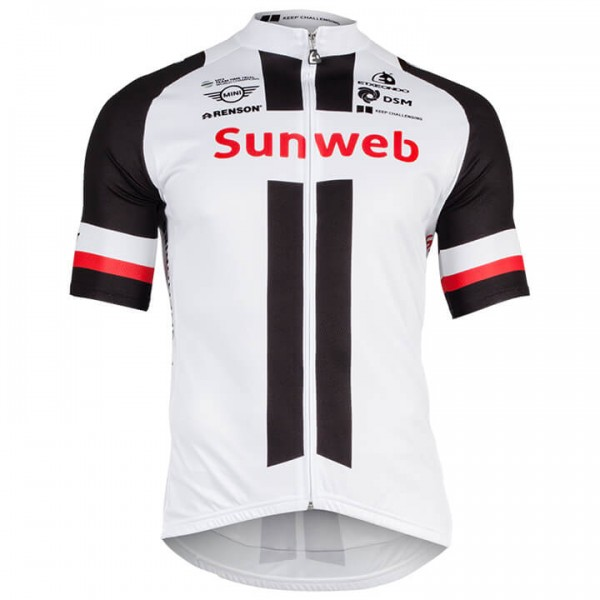 2018 TEAM SUNWEB Kurzarmtrikot Performance