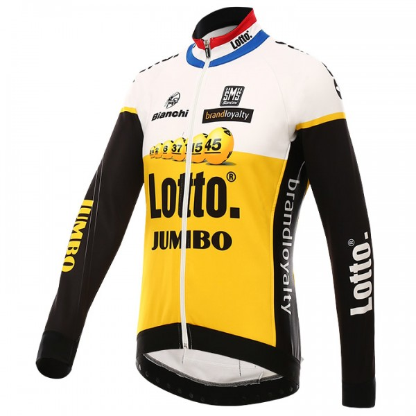 LOTTO NL-JUMBO Winterjacke 2016 Z3010F5301