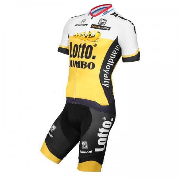 Set LOTTO NL-JUMBO Aero Race 2016 (2 Teile) U7373Y2940