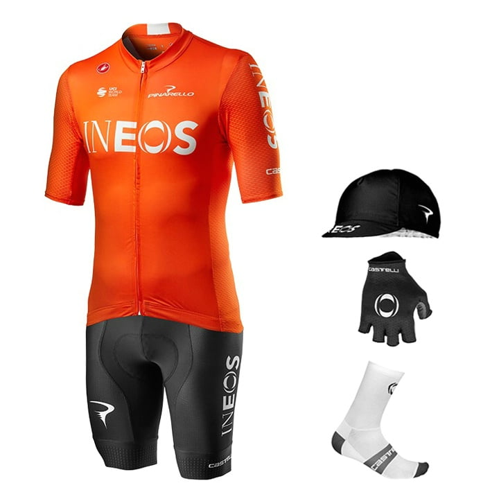 Maxi-Set TEAM INEOS Competizione Training 2020