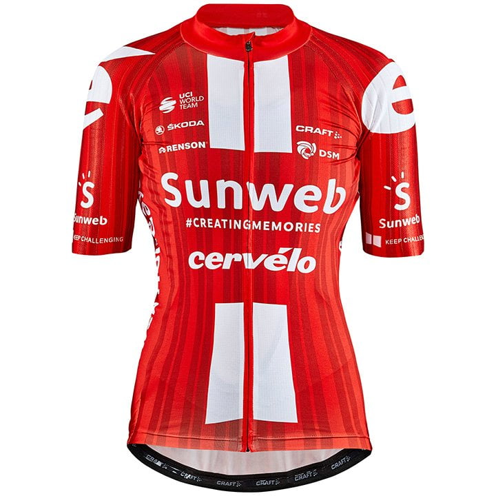 Damen-Set TEAM SUNWEB 2020