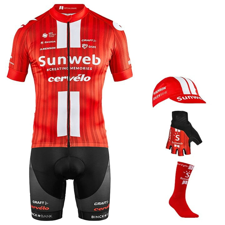 Maxi-Set TEAM SUNWEB 2020