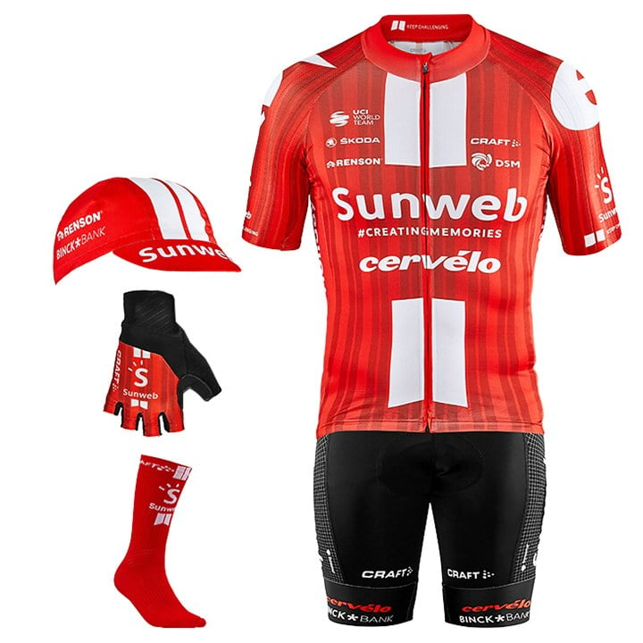 Maxi-Set TEAM SUNWEB Aerolight 2020
