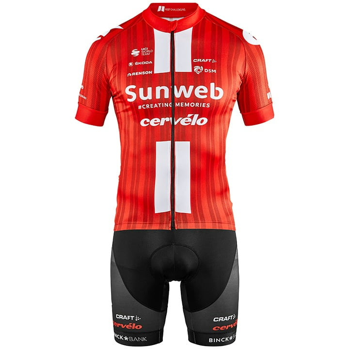 Set TEAM SUNWEB 2020