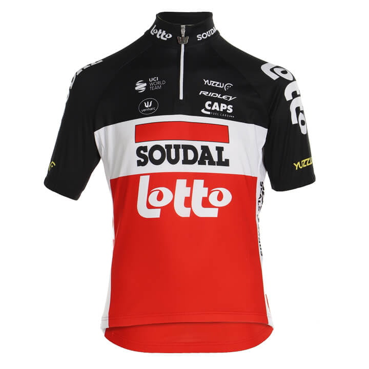 SOUDAL LOTTO Kindertrikot 2020