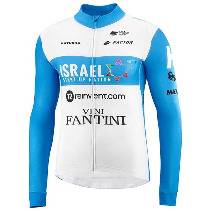 ISRAEL START - UP NATION Langarmtrikot 2020
