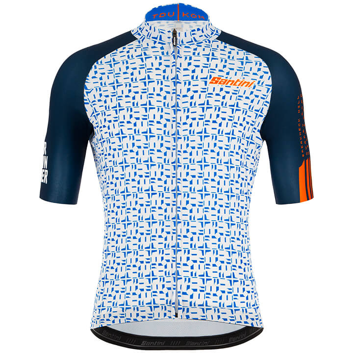 TOUR DOWN UNDER Kurzarmtrikot 2020