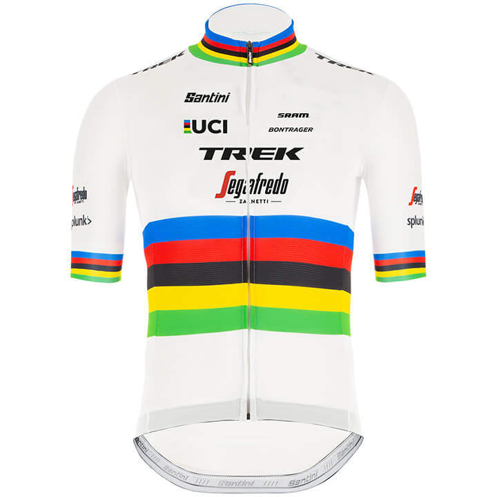 TREK-SEGAFREDO World Champion Kurzarmtrikot 2020