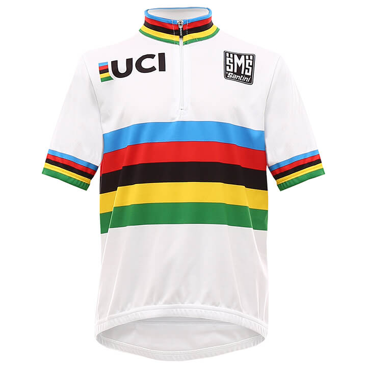 UCI WORLD CHAMPION Kindertrikot 2020