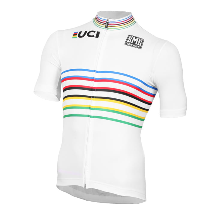 UCI WORLD CHAMPION MASTER Kurzarmtrikot 2020