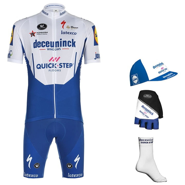 Maxi-Set DECEUNINCK QUICK-STEP 2020